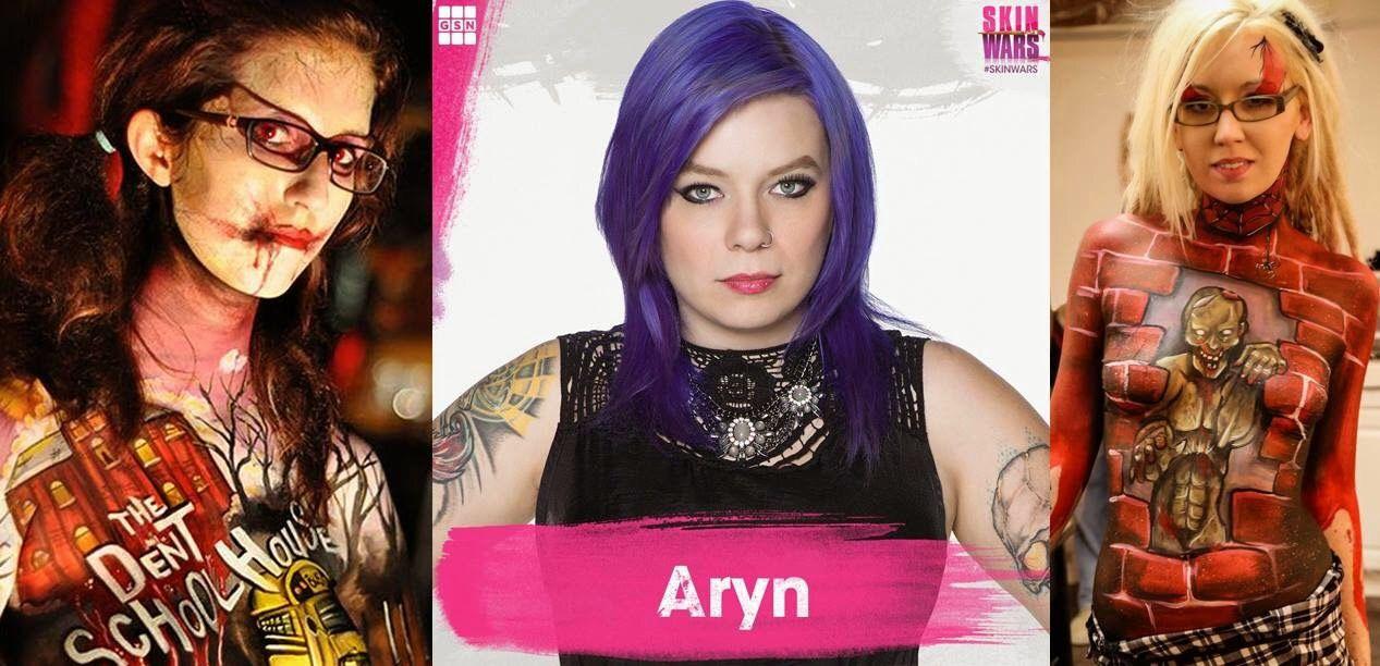 Aryn Skin Wars