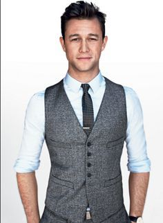 Dress Vests for Men: Best Looks - http://www.mrminds.com/dress-vests ...