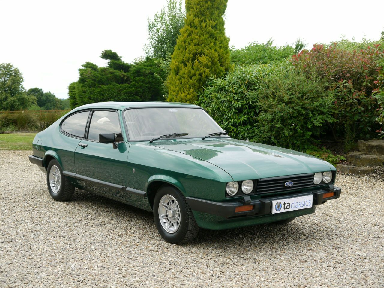 1979 Ford Capri 2 0 Ghia Only 26 000 Miles From New Ford Capri