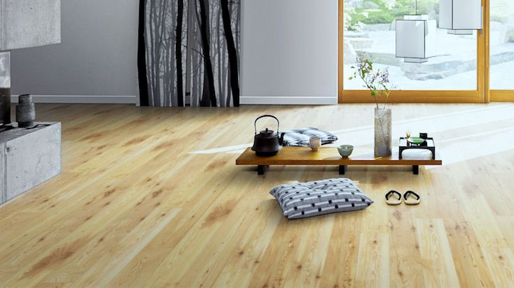 Parador Landhausdiele Lärche \u2013 dieser Boden kann sich sehen lassen - Parkett In Der Küche