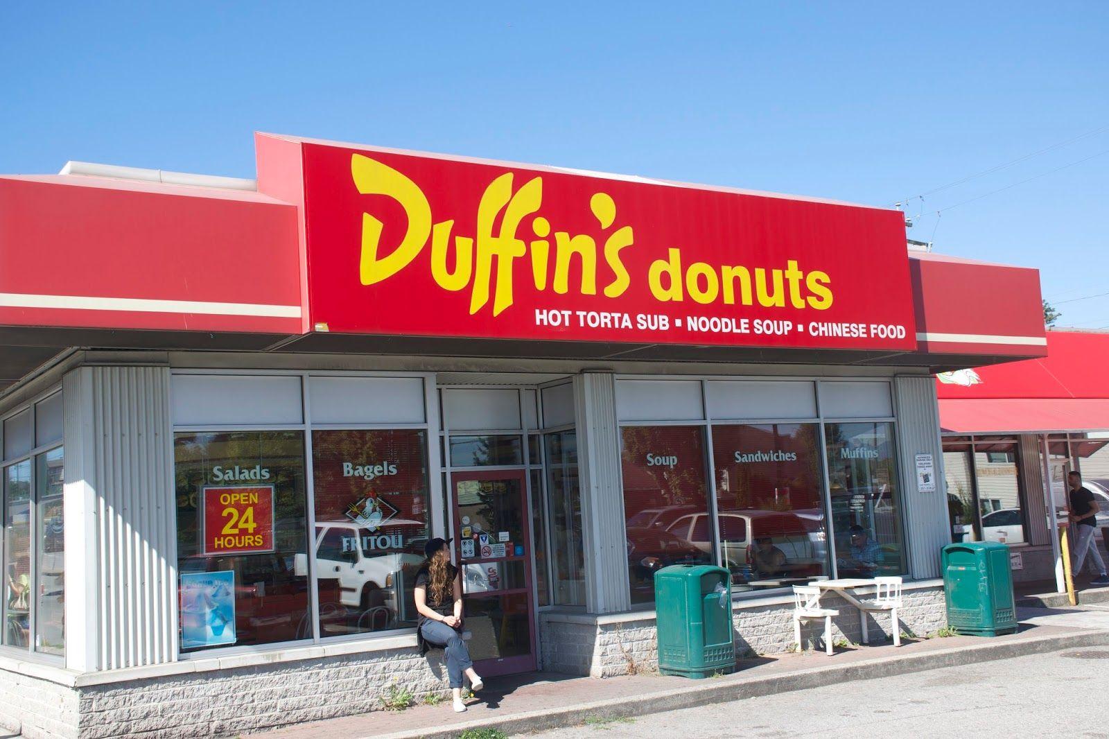 Duffin S Donuts Vancity Noms Donuts Food Restaurant