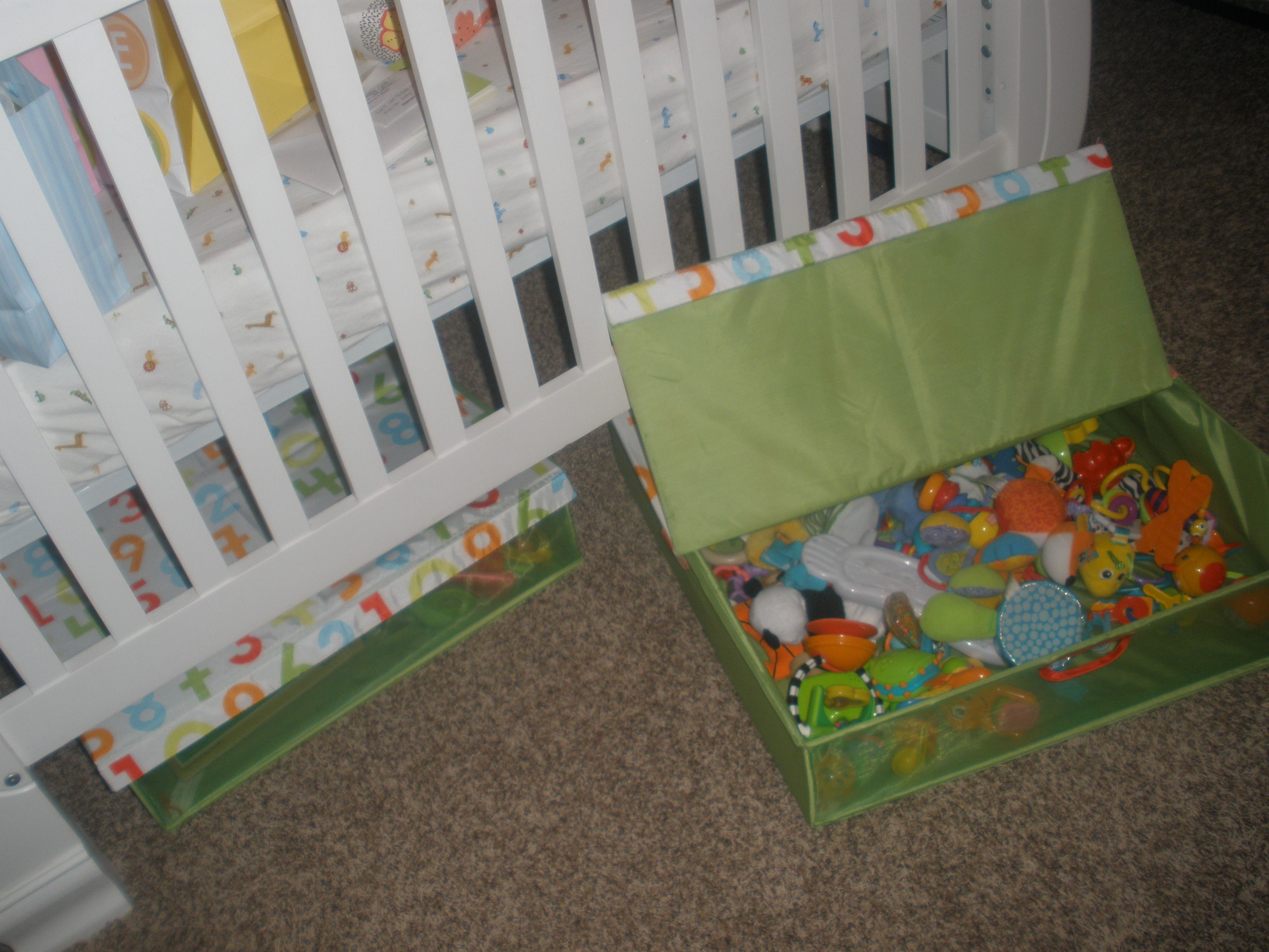 Beautiful Image Result For Under Crib Storage
