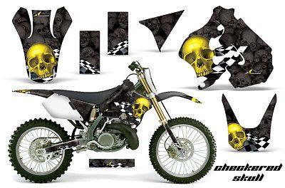 Suzuki Rm 250 Graphics Kit Amr Racing Bike Decal Rm250 Sticker Part