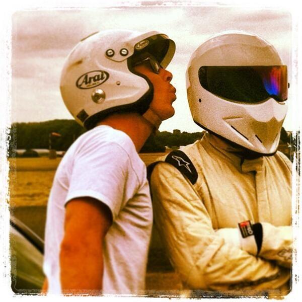 Benedict Cumberbatch and Top Gear!