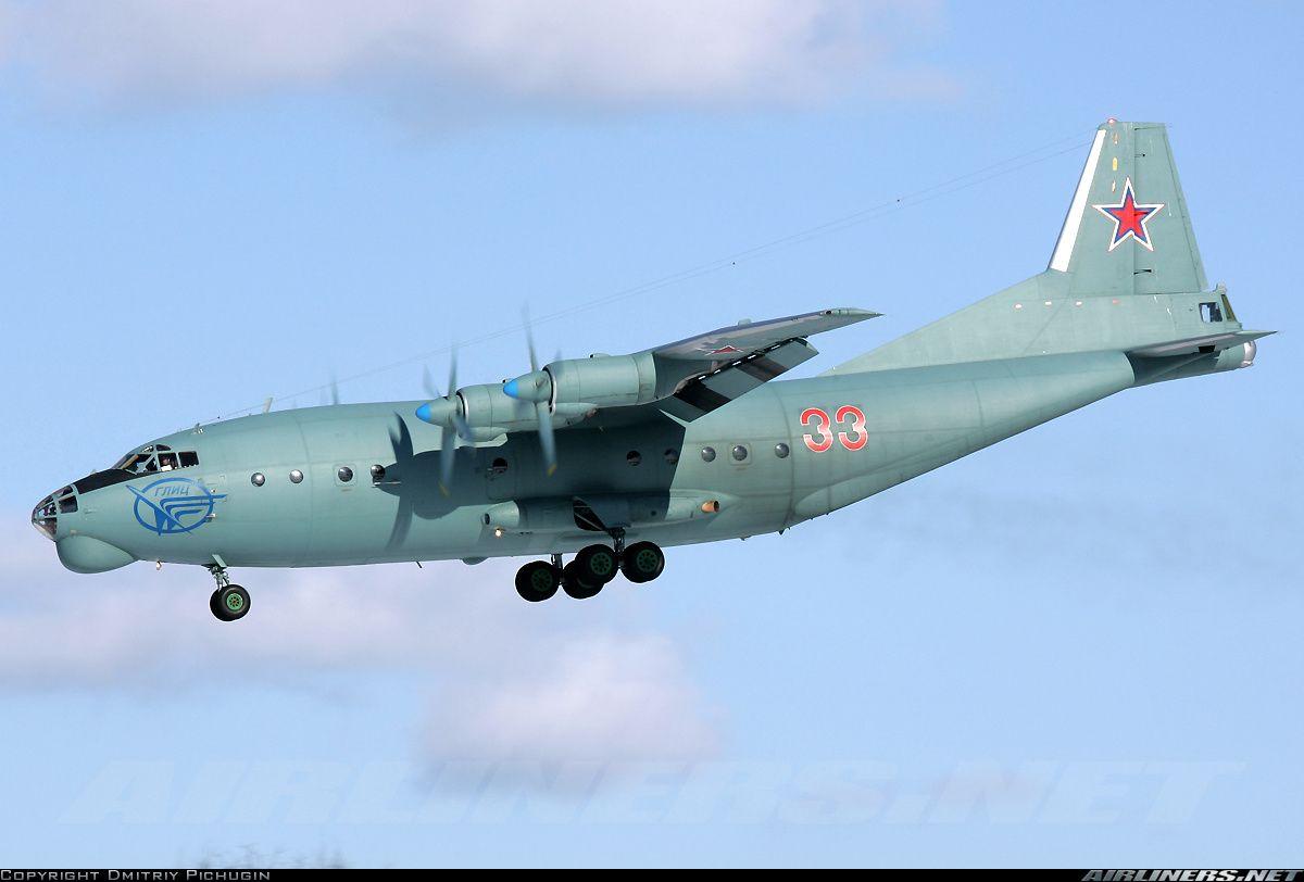 Russia - Air Force 33 Antonov An-12BK aircraft picture