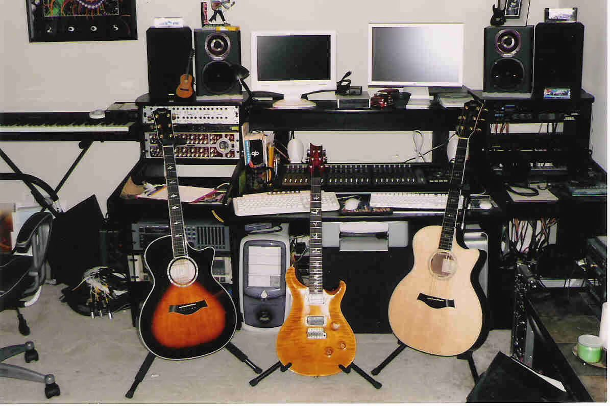 Home Recording Studio Guitar Design Ideas 20172018 Pinterest
