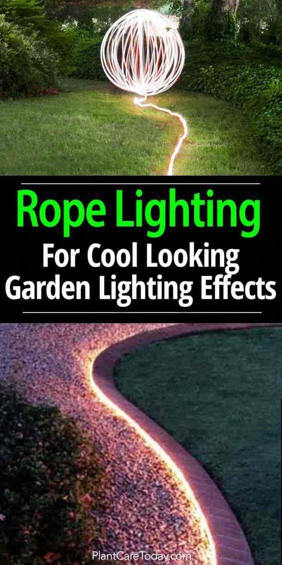 Landscape Lighting Design Garden