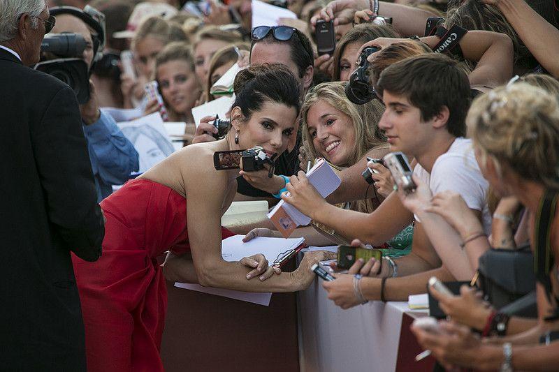 Featuring: Sandra Bullock Cinzia Camela/WENN.com