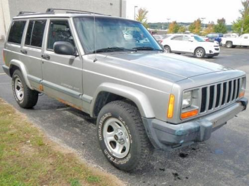 Cheap Jeep Cherokee SUV for sale under $1000 in Michigan ...