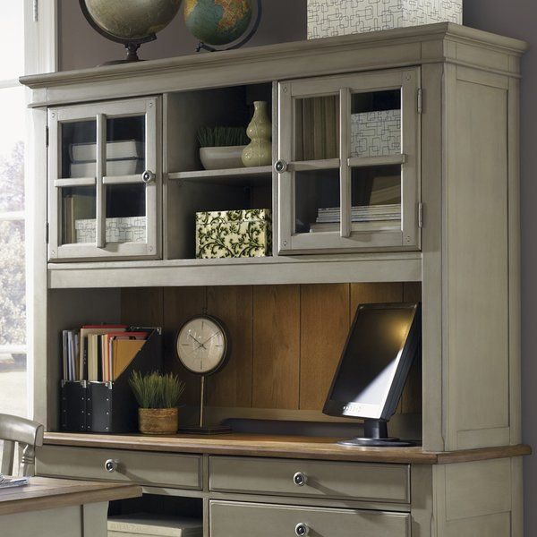 Room Ethyl Desk Hutch