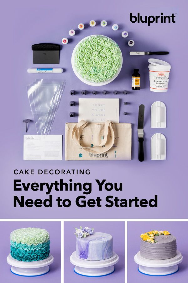 How to Decorate Cakes: No Pinterest cake #fails here! Our ...