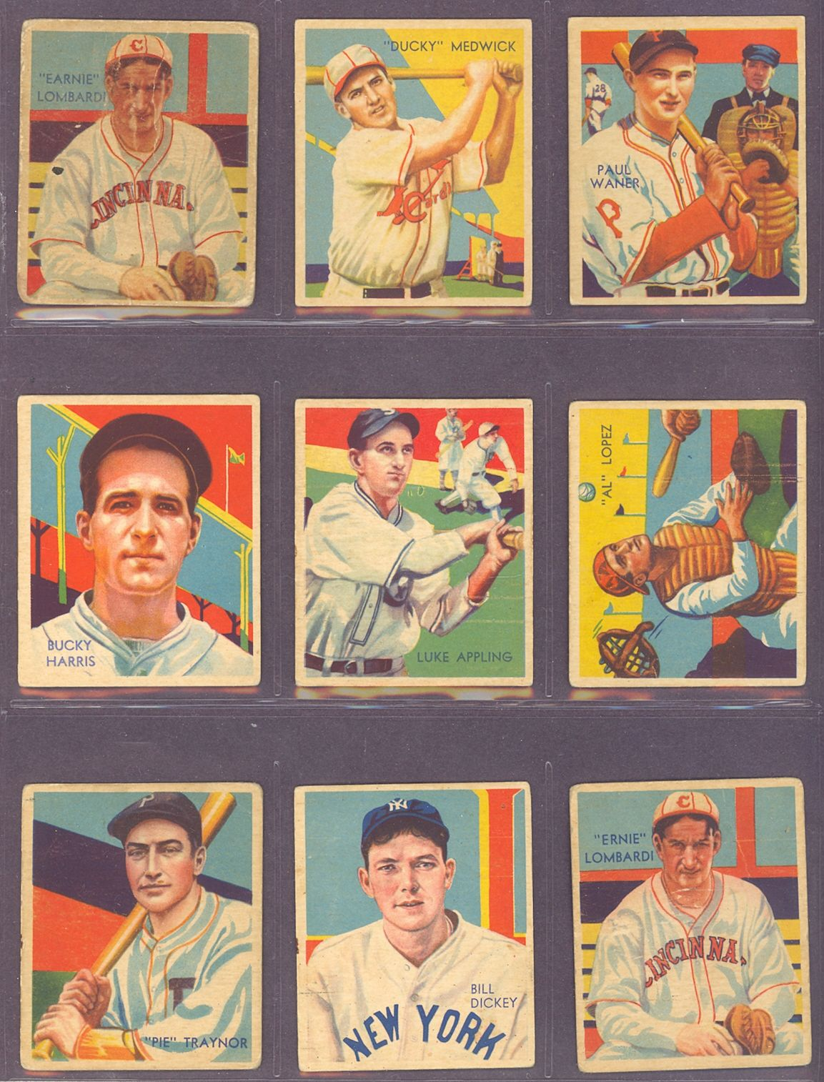 Gifts For Sports Card Collectors How About Some Great Vintage Read