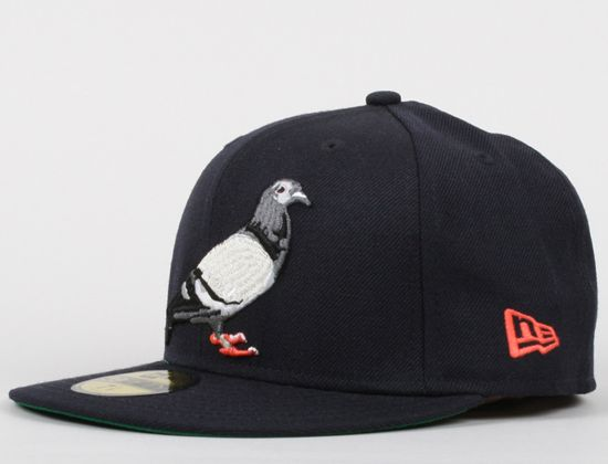 Staple X New Era Pigeon S S 2012 59fifty Fitted Baseball Cap