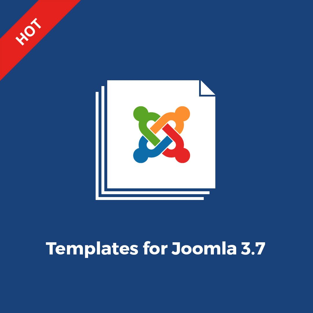 Templates for Joomla 3.7 already tested and compatible with the ...
