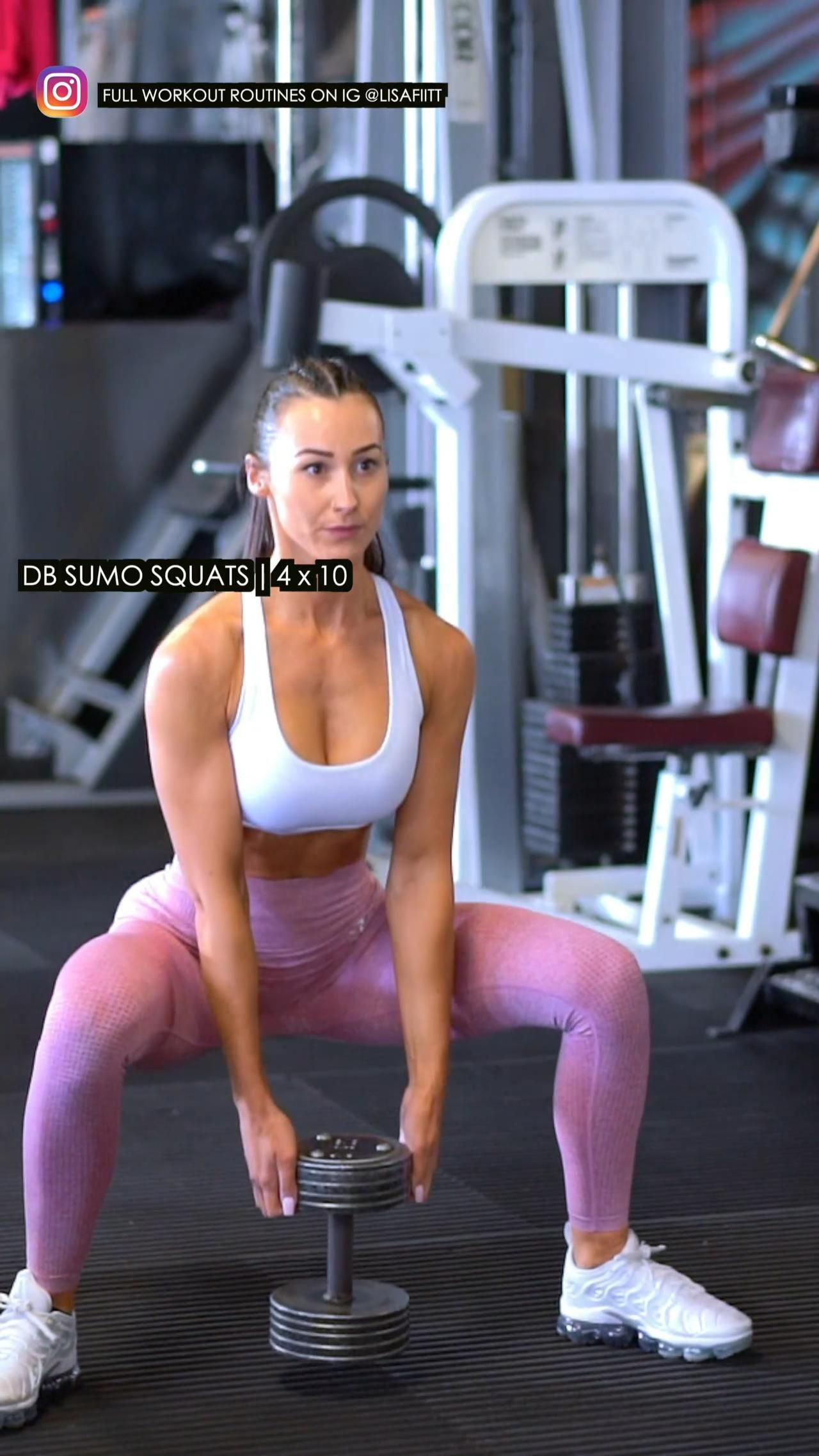 Glutes Workout | Dumbbell Exercises