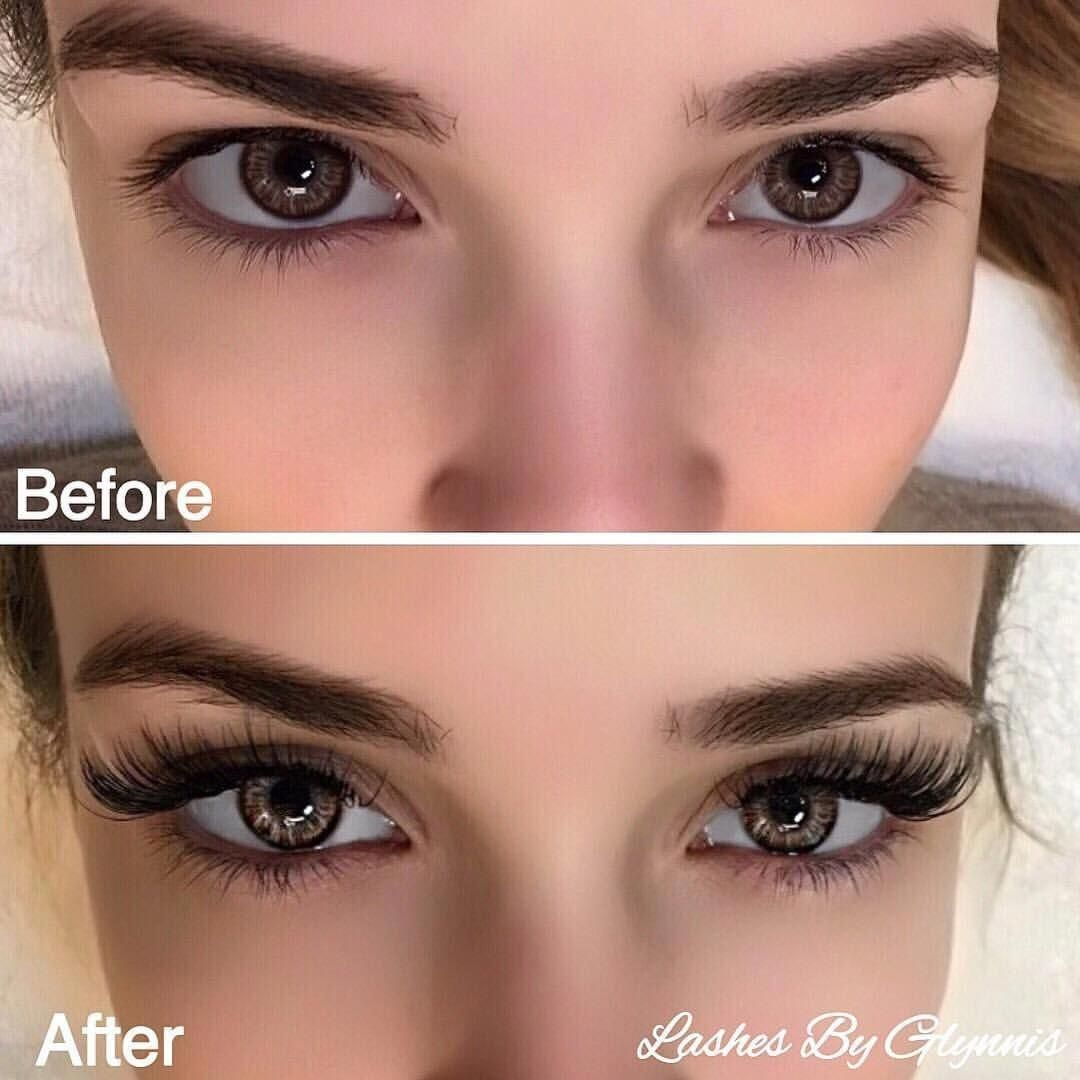 3d Eyelashes Cheap Eyelash Extensions Near Me Lash On