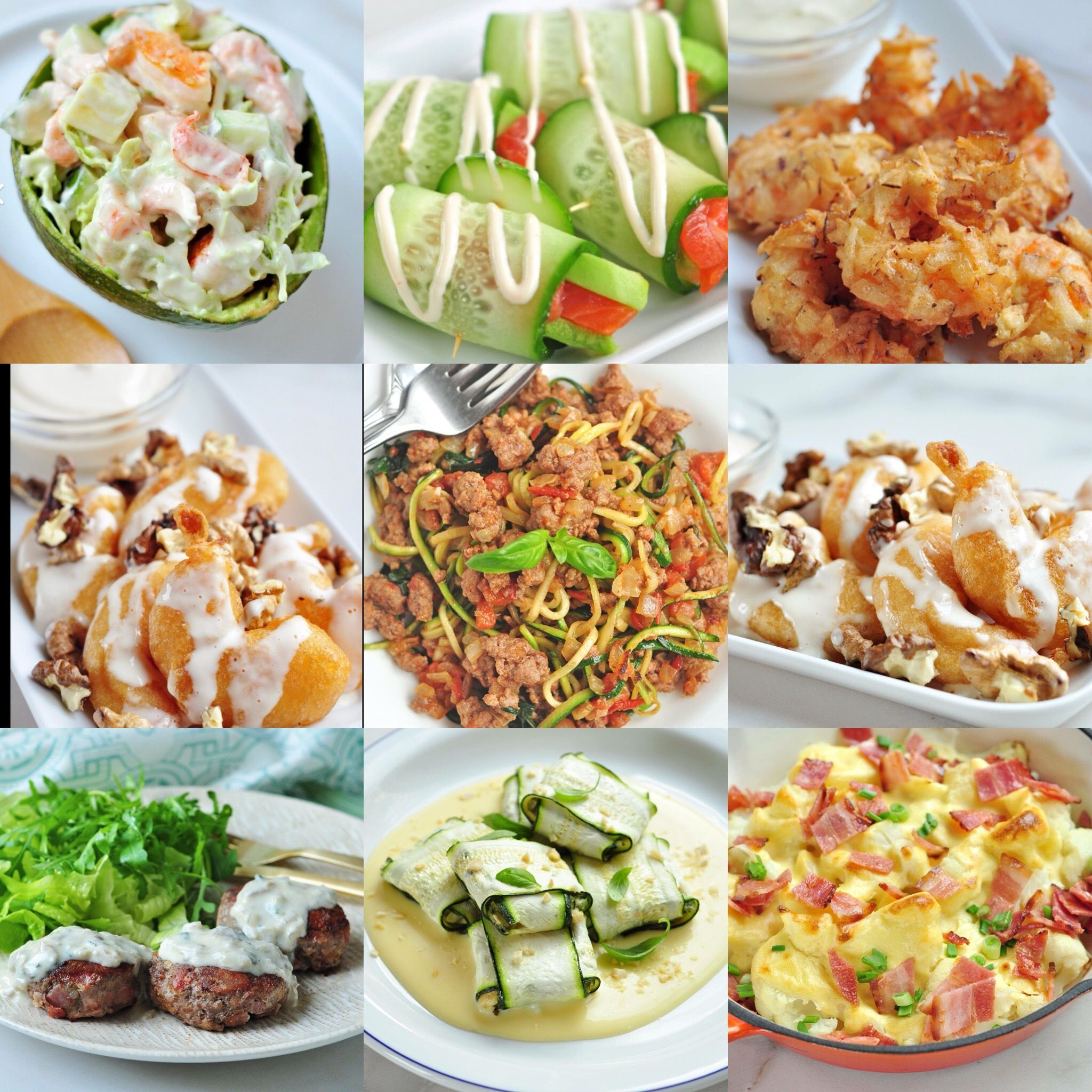 Recipes from the 28 Day Build Your Day Plans | Ketogenic Girl 28 Day Challenge Meals in 2019 ...