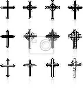 Tattoo Vorlage Griechisch Orthodoxes Kreuz 0