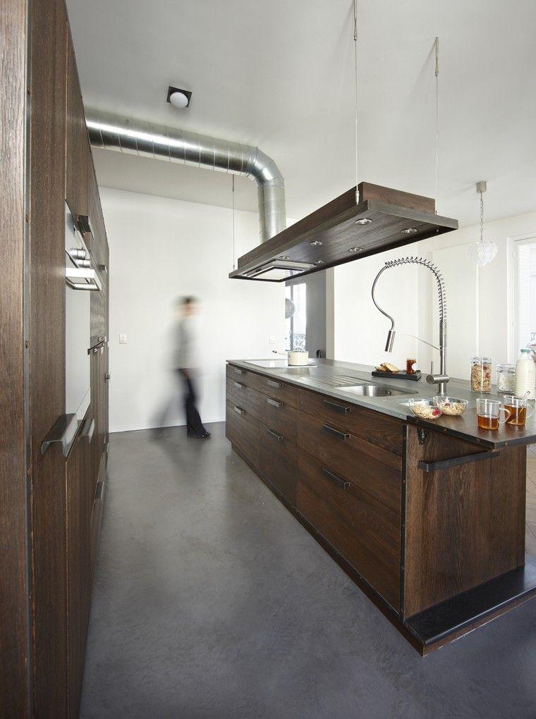 Xavie 39 z cuisines contemporaines salons manger pour une cuisine faite d 39 motions a for Cuisine xaviez