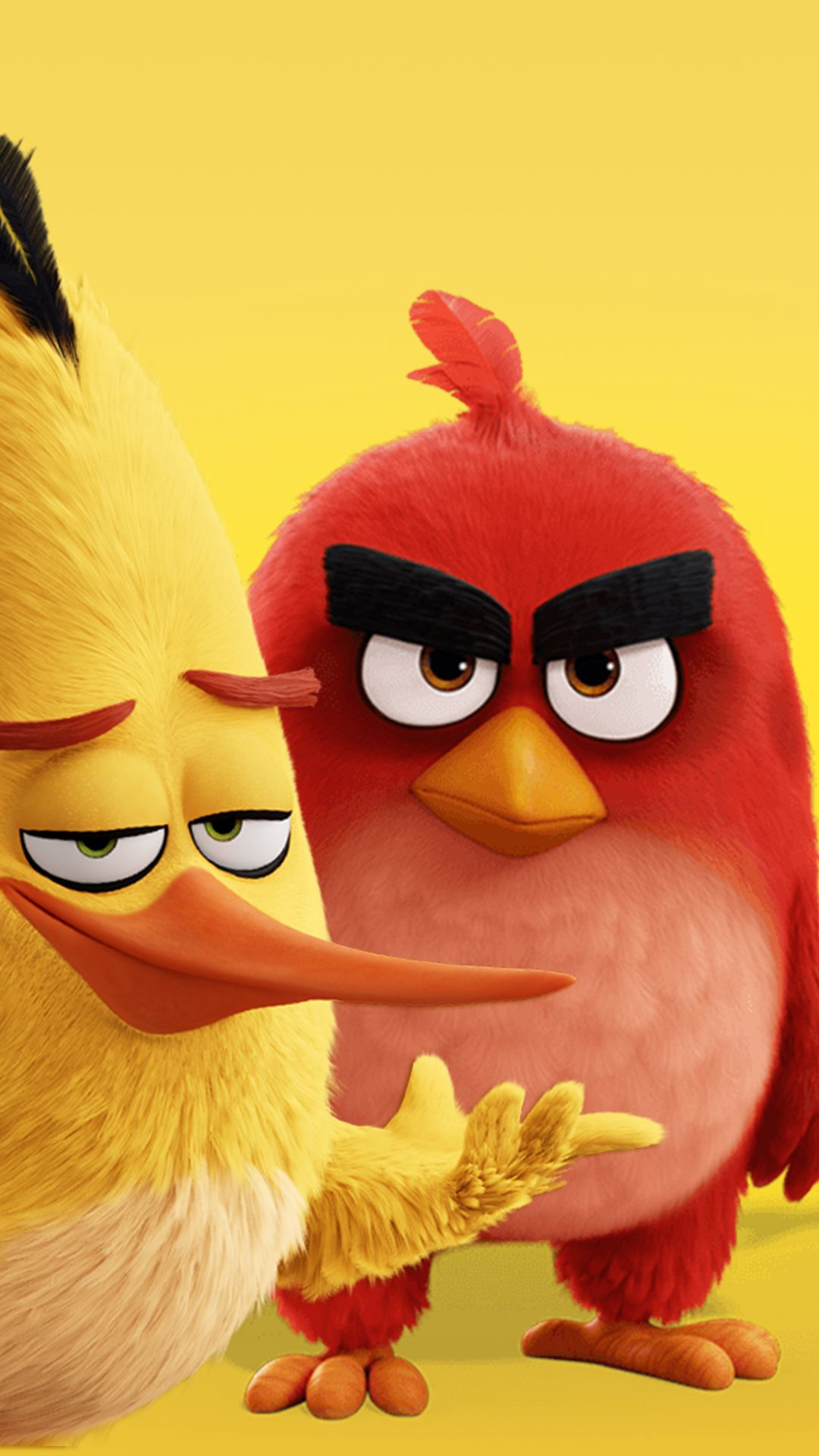 Angry Birds Hd Wallpaper For Your Mobile Phone Cartoon Wallpaper Angry Birds Characters Bird Wallpaper