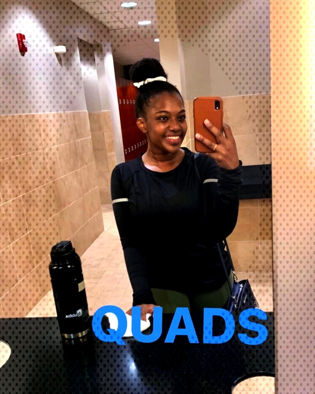 focused workout finished with some good ole Quad focused workout finished with some good ole  Wait