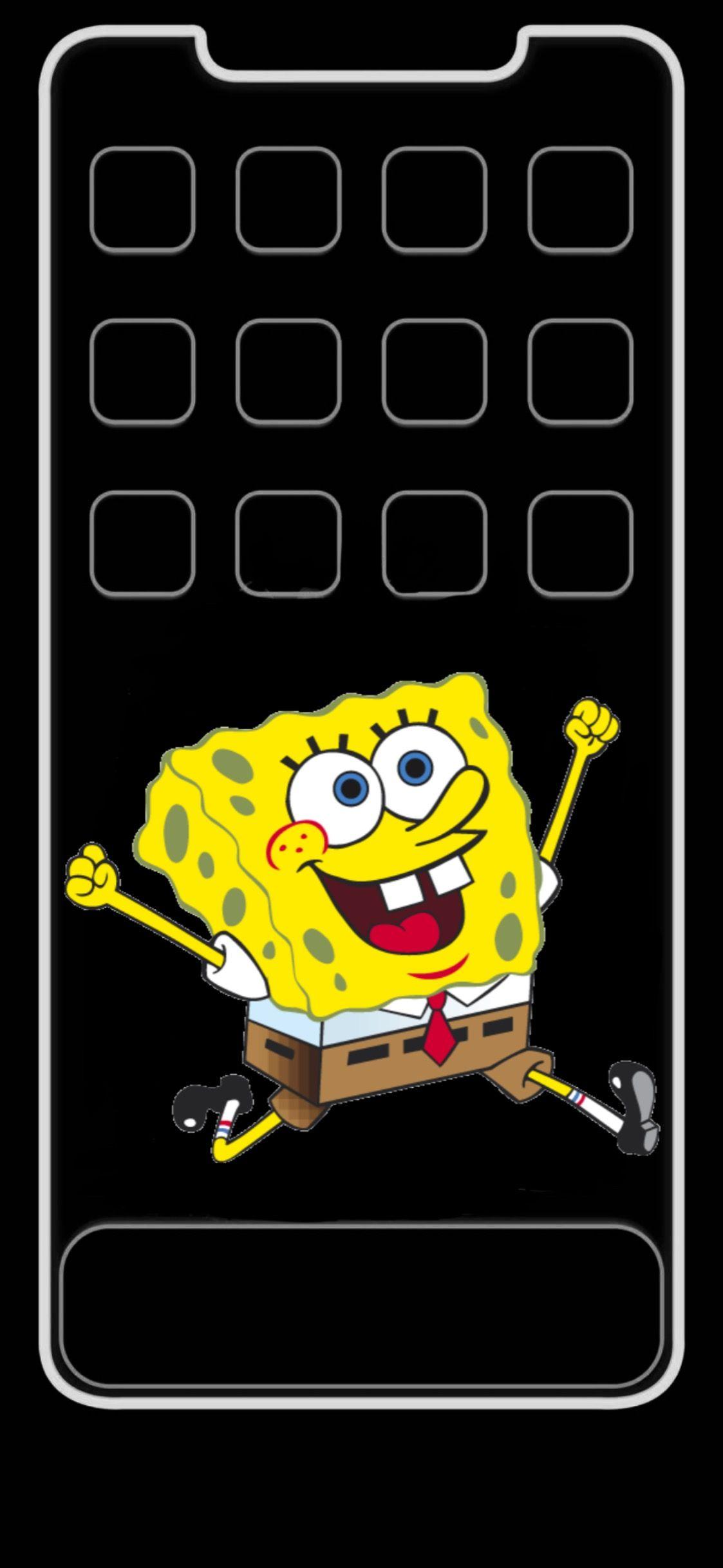 Spongebob Iphone Xs Max Wallpaper Apple Wallpaper Apple Wallpaper Iphone Iphone Wallpaper