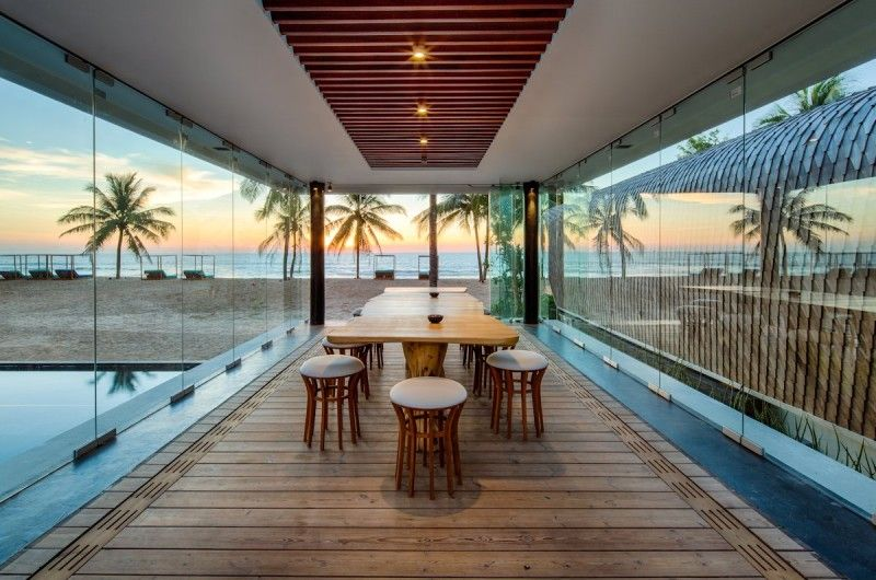 Exquisite Iniala Beach House Interiors By A-cero Lifestyle Likes - iniala luxus villa am strand a cero