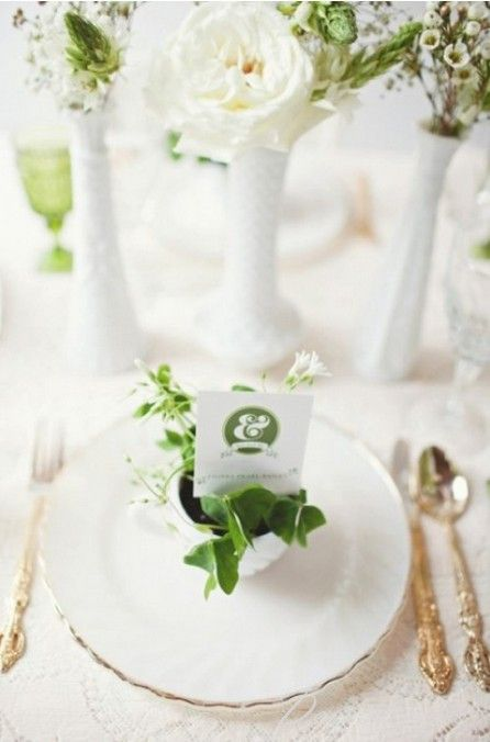 green wedding ,nature wedding