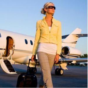 Cómo vestirse para ir en avión