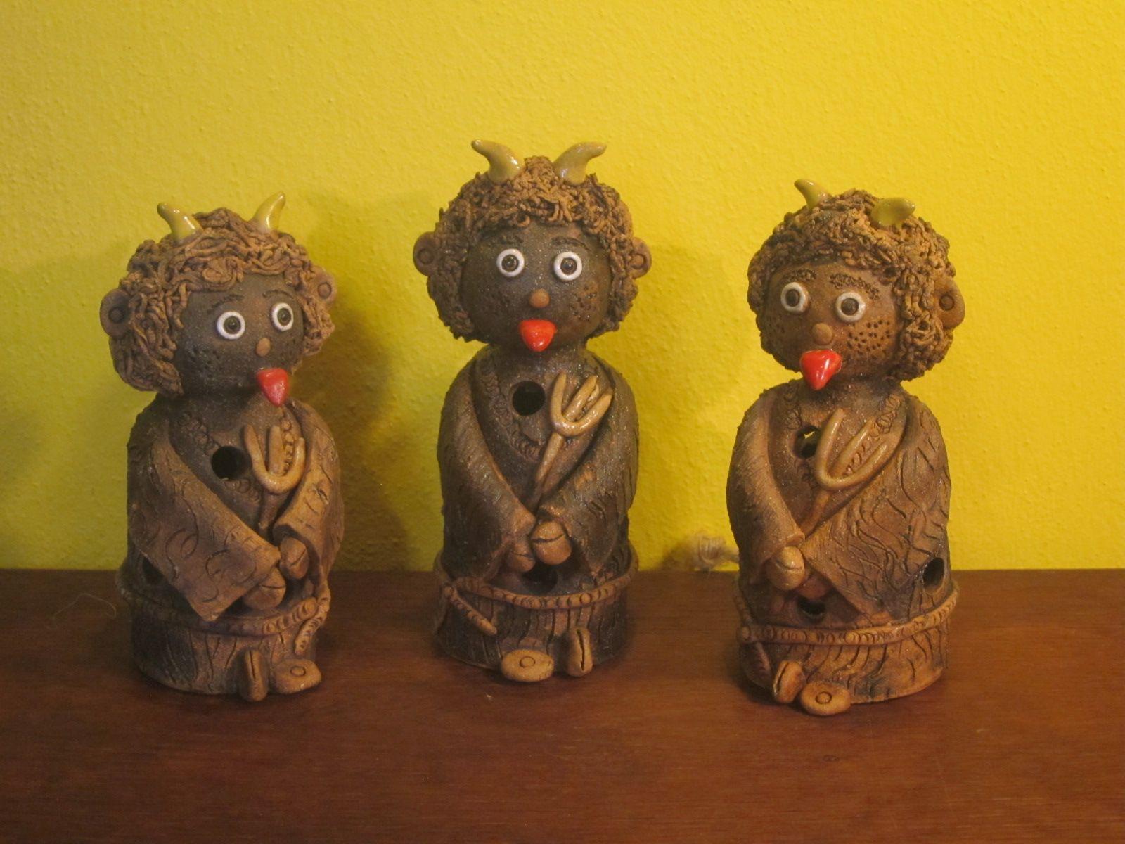 81 best Keramika s dětmi ZIMA images on Pinterest