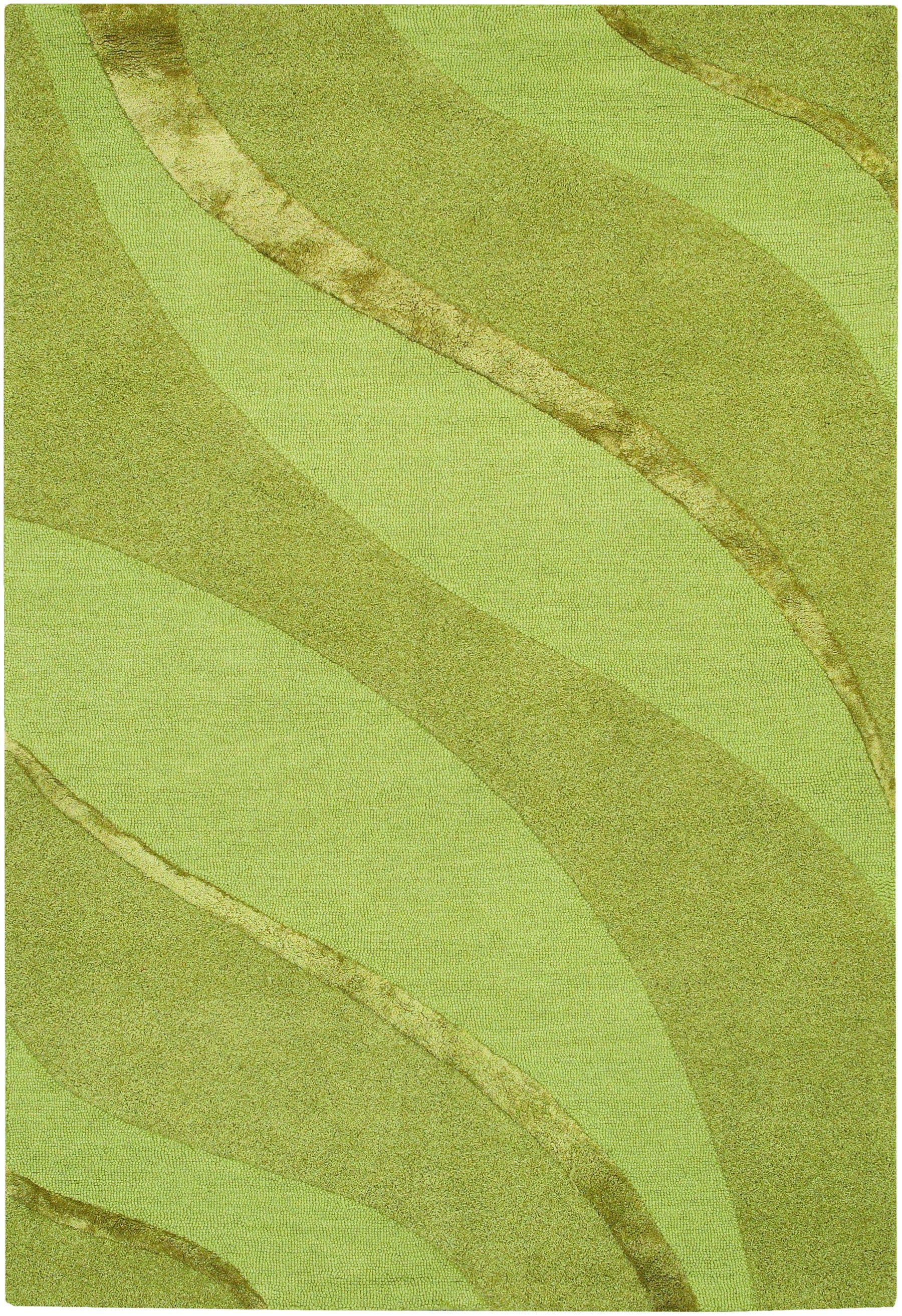 4 10 X 7 399couristan Anthians Collection 8181 1010 Contemporary Green