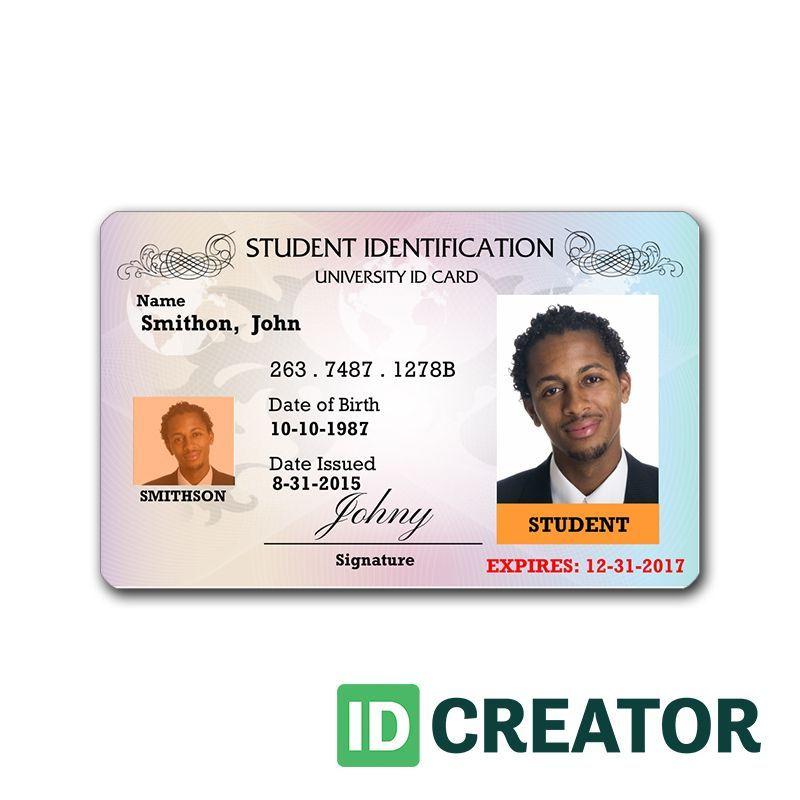 Pin By Brie Monroe On Bridget Monroe Id Card Template School Id Employees Card