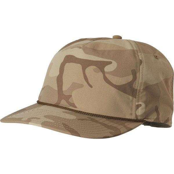 a10c959c47b2a Patagonia Wavefarer Snapback Hat (45 NZD) ❤ liked on Polyvore featuring  accessories