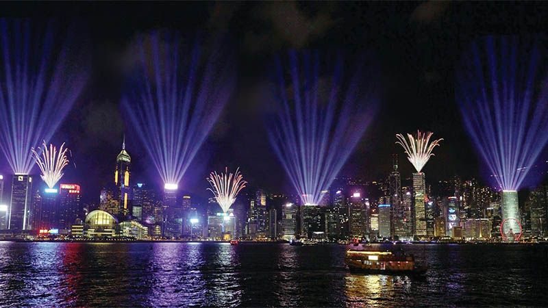 Learn What Will Happen On Hong Kong Harbour For Nye 2019 The Post