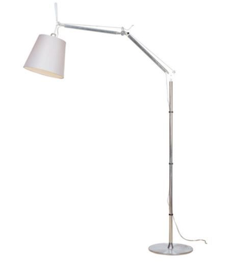 Replica De Lucchi And Fassina Tolomeo Mega Floor Lamp Medium Floor Lamp Home Decor Flooring