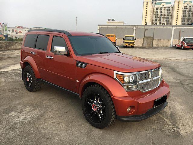 Хэштег Dodgenitro в Instagram Фото и видео Dodge Nitro 4x4 Wheels Dodge