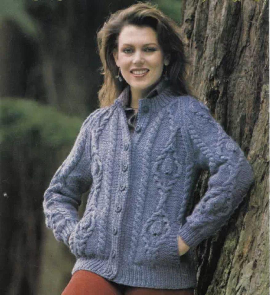 Pin by Banya on Handiwork 1980-90s | Pinterest | Vintage crochet ...