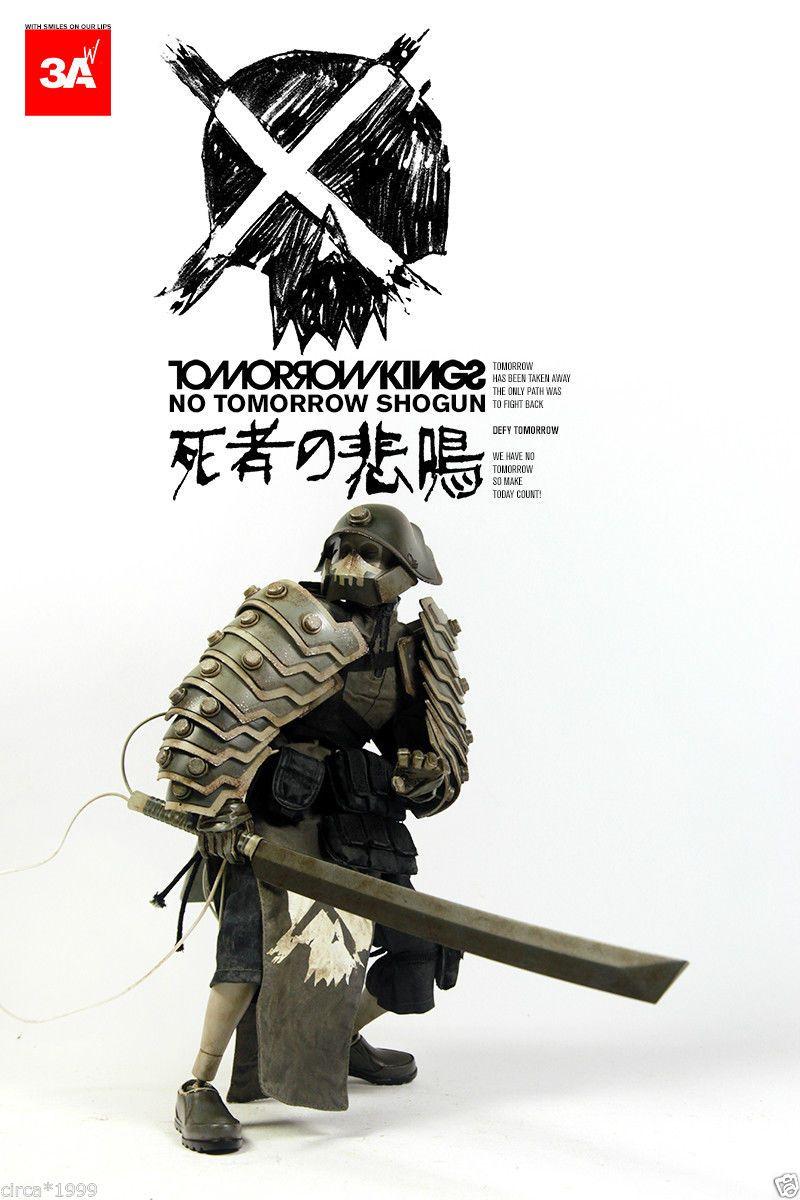 Liberator Bedroom Furniture Threea 1 6 Liberator King No Tomorrow Shogun Hot 3a Samurai Toy