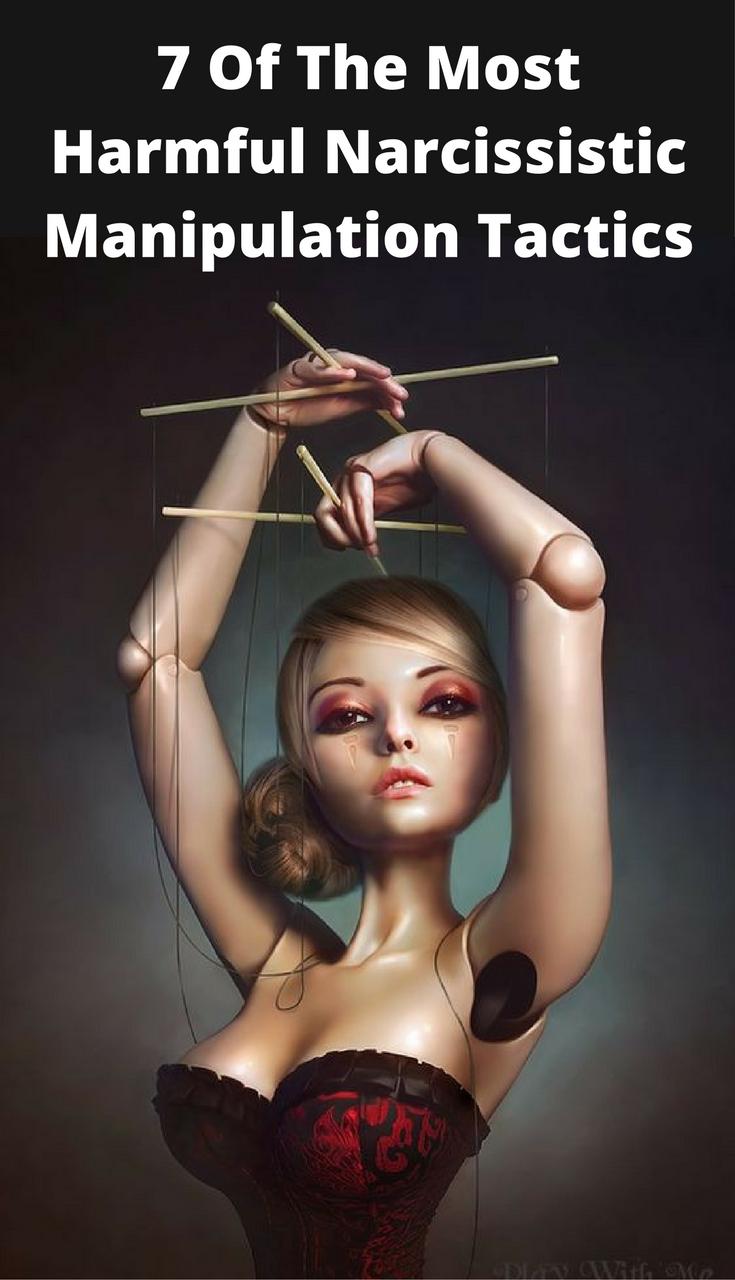 Womens manipulative tactics