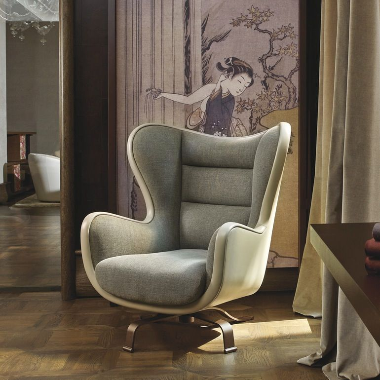 Butterfly Armchair Promemoria Oak Dining Room Chairs Furniture Chair Comfy Chairs