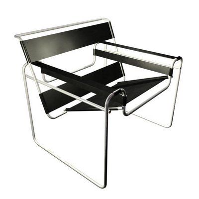 One of the most iconic chairs in history! Marcel Breuer's ...