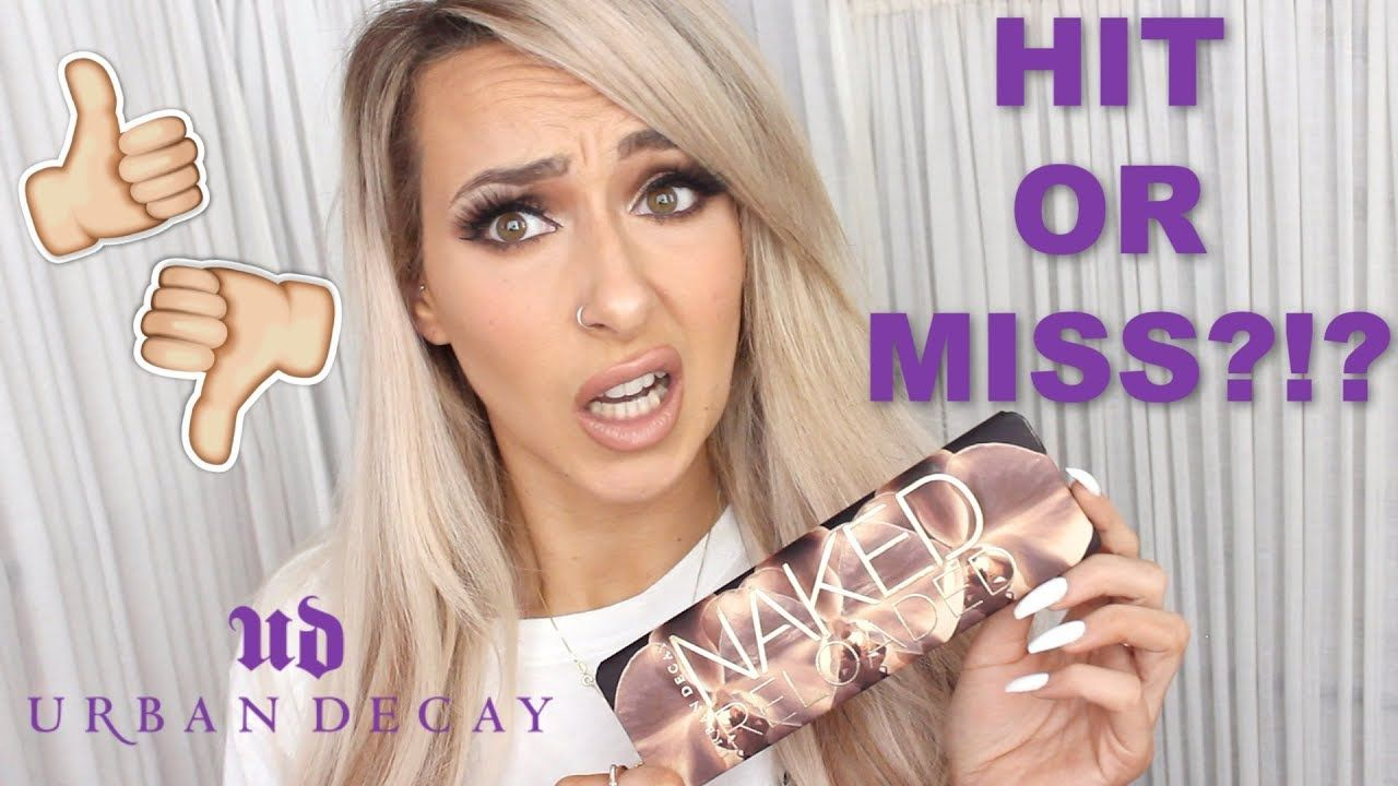 Urban Decay Makeup   Urban Decay Naked Basics Palette