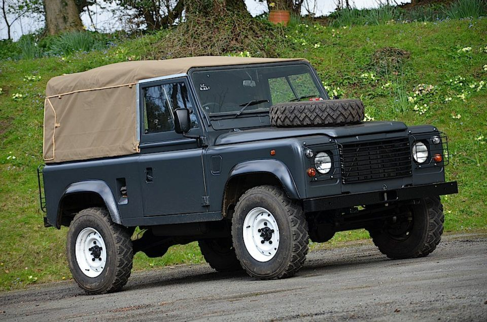 Land Rover Defender 90 Built By Rugged Guide