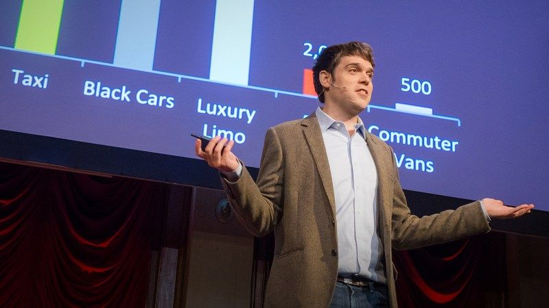 Ben Wellington How We Found The Worst Place To Park In New York City Using Big Data Talk Video Ted Com Park In New York Big Data Ted Talks