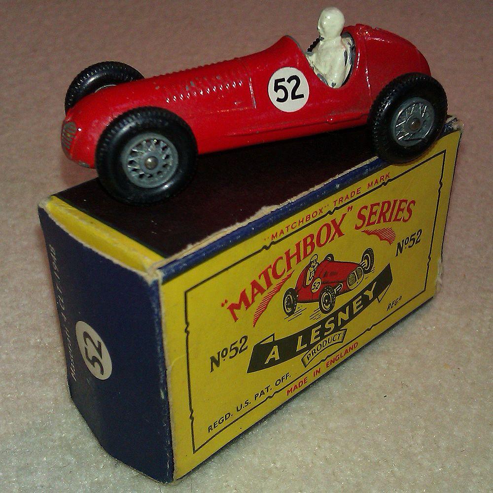 matchbox lesney no 52 Google Search Matchbox cars