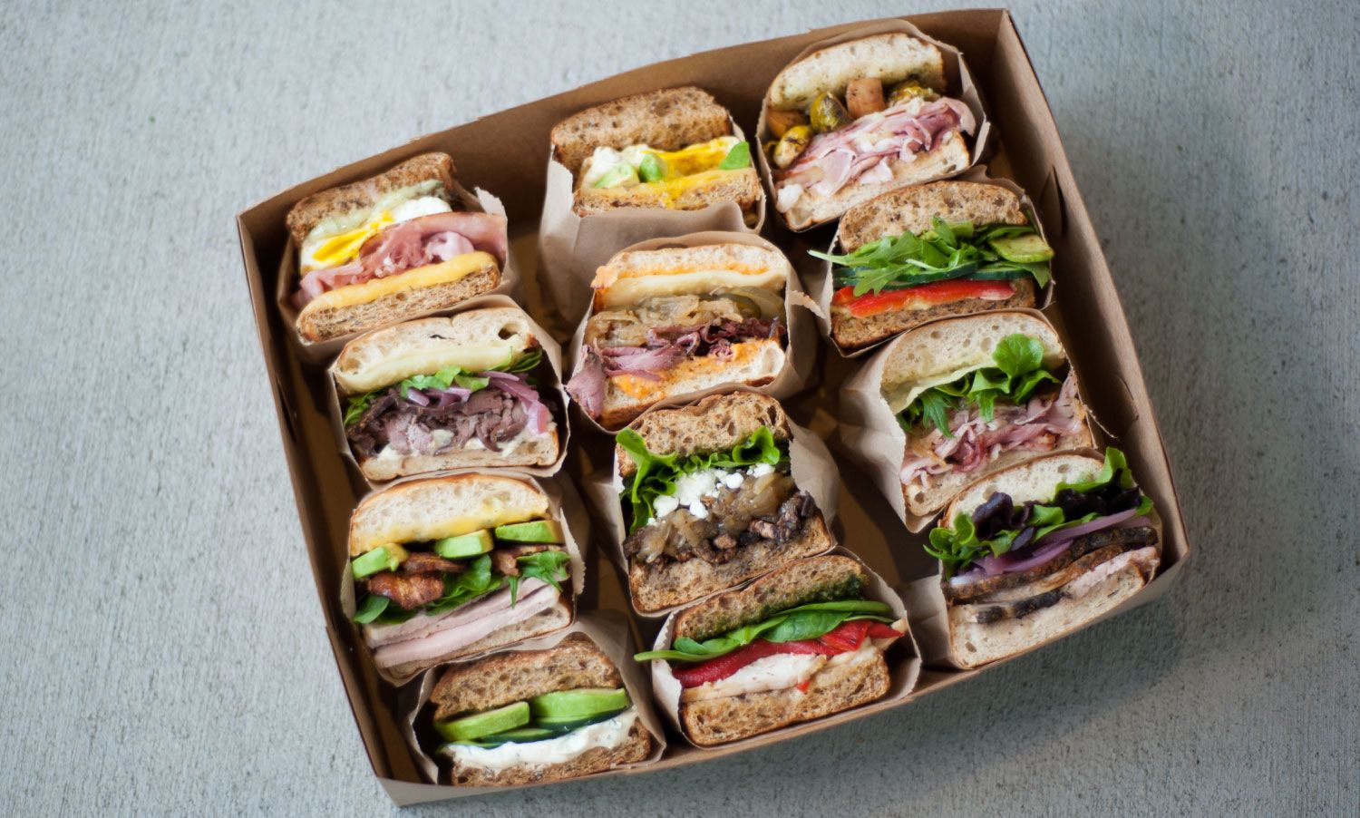 Packaging Options - Homegrown | A delicious sustainable sandwich shop. | #BHLDNseattle