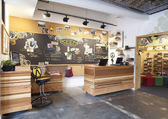 keen garage concept shop. Black Bedroom Furniture Sets. Home Design Ideas