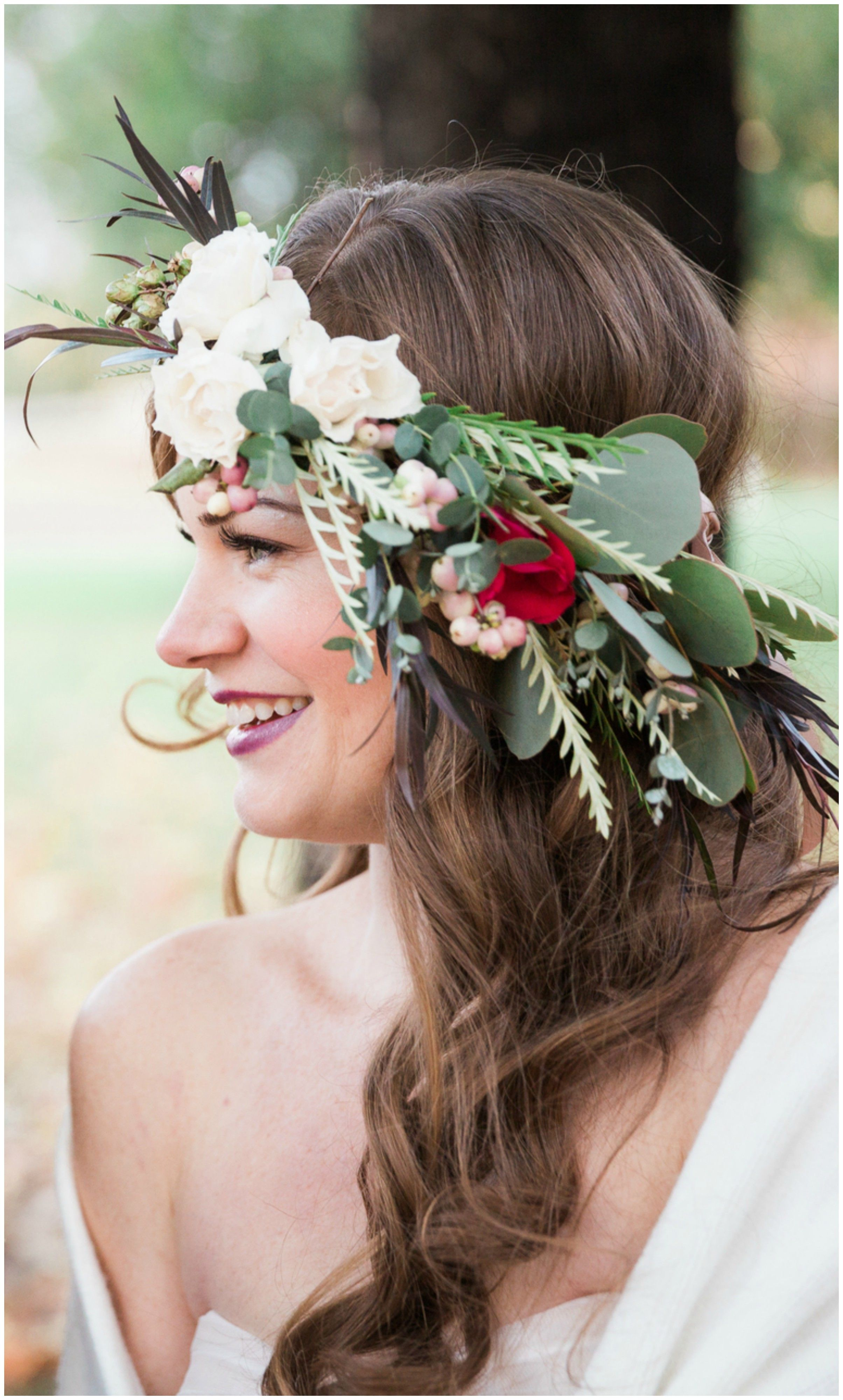 Classically Autumnal Romance Styled Shoot Brides Pinterest