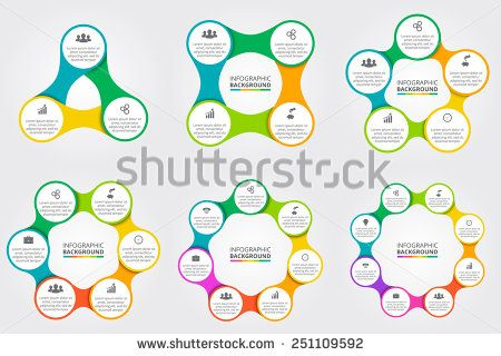 Vector circle for infographic template for cycling diagram graph vector circle for infographic template for cycling diagram graph presentation and round chart ccuart Image collections