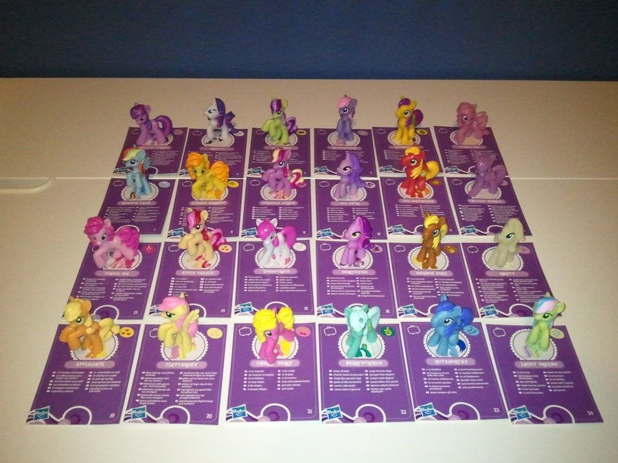 Mlp G4 Blind Bags Wave 3 If They Ever Get Here The Empire Of